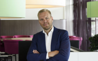 Even privé met… Arjan Middelkoop, SIDN